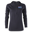 Fiji Women's 1/4 Zip Training Hoody