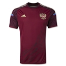 Russia 2014 Authentic Home Soccer Jersey