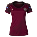 Russia 14/15 Women's Home Soccer Jersey