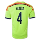 Japan 14/15 HONDA Away Soccer Jersey