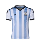Argentina 2014 Youth Home Soccer Jersey