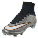Nike Mercurial Superfly CR FG (Metallic Silver)