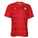 Canada 2014 Home Soccer Jersey
