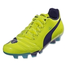 PUMA evoPOWER 4FG (Fluro Yellow/Prism)
