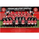 Manchester United Team Poster