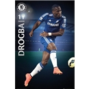 Chelsea Drogba Poster