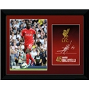 Liverpool Balotelli 16x12 Framed Poster