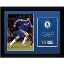 Chelsea Diego Costa Framed Poster
