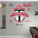 Toronto FC Logo Fathead Wall Decal