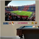 Barcelona Stadium Mural Fathead Wall Decal