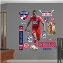 FC Dallas Castillo Fathead Wall Decal