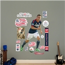 New England Revolution Fagundez Fathead Wall Decal