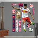 New York Redbulls Cahill Fathead Wall Decal