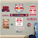 New York Red Bulls Logo Fathead Wall Decal