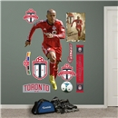 Toronto FC Earnshaw Fathead Wall Decal