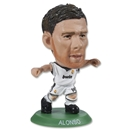 Real Madrid Alonso Home Mini Figurine