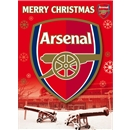 Arsenal Merry Christmas Card