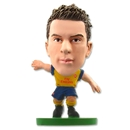 Arsenal Ramsey Away Mini Figurine 14/15