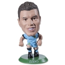 Manchester City Dzeko Mini Figurine