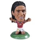 Manchester United Falcao Mini Figurine 14/15