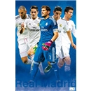 Real Madrid 14/15 Players Poster