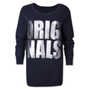 adidas Originals Women's Knit Sweater (Navy)