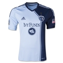 Sporting KC 2014 Authentic Primary Soccer Jersey