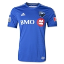 Montreal Impact 2014 Authentic Primary Soccer Jersey