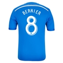 Montreal Impact 2014 BERNIER Authentic Primary Soccer Jersey