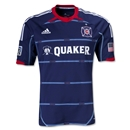 Chicago Fire 2013 Authentic Secondary Soccer Jersey