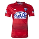 FC Dallas 2014 Authentic Primary Soccer Jersey
