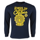 Chelsea King of London LS T-Shirt