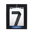 Official UEFA Champions League Cristiano Ronaldo Signed Real Madrid 14/15 Jersey in Deluxe Packaging