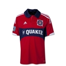 Chicago Fire 2013 Primary Youth Soccer Jersey