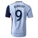 Sporting KC 2014 BUNBURY Primary Soccer Jersey