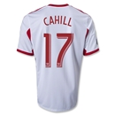 New York Red Bulls 2014 CAHILL Primary Soccer Jersey