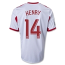 New York Red Bulls 2013 HENRY Primary Soccer Jersey