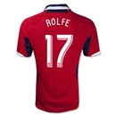 Chicago Fire 2013 ROLFE Primary Soccer Jersey