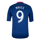 Chicago Fire 2014 MAGEE Replica Secondary Soccer Jersey