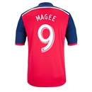Chicago Fire 2014 MAGEE Primary Soccer Jersey