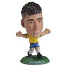 Brazil Neymar Away Mini Figurine