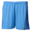 adidas Women's Speedtrick Short (Royal)