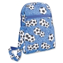 Q Pack Soccer Ball Backpack (Royal)