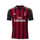 AC Milan 13/14 Youth Home Soccer Jersey