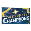 LA Galaxy MLS Cup 2014 Winner 3 X 5 Flag