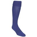 Classic Padded Solid Socks (Royal)