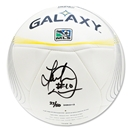 Upper Deck Landon Donovan Autographed LA Galaxy adidas Tropheo Replica Match Ball