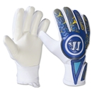 Warrior Superheat Combat Glove (Navy/Yellow/White)
