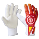 Warrior Superheat Combat Glove (Red/Yellow)