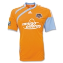 Houston Dynamo 2010 Home Soccer Jersey